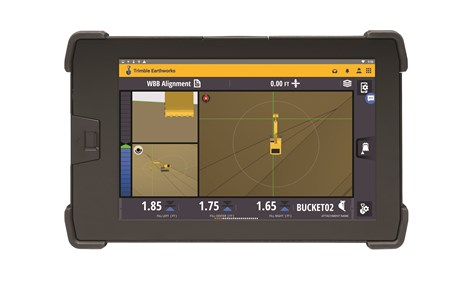 Trimble Earthworks cabkit