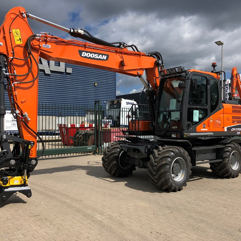Doosan - DX170W-5 Demo