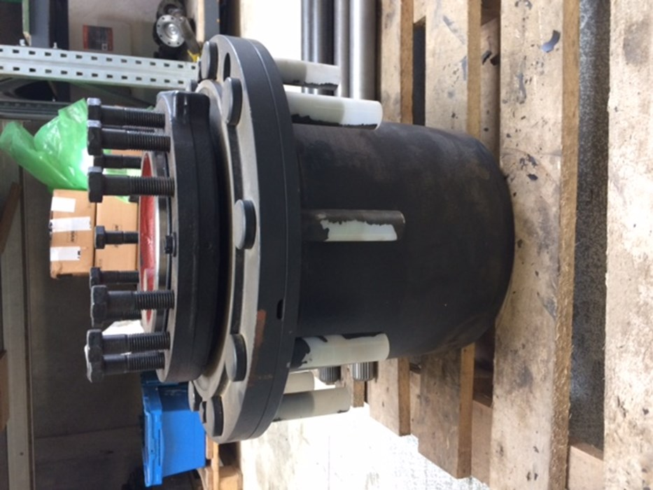 ZF Final drive for MT-E 3050 HL II